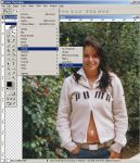 How To Get Naked in Photoshop by Norke