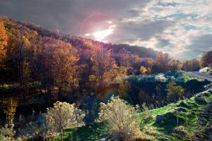Coons Canyon Utah by redvideo