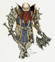 World of Warcraft: Rogue Dwarf by EduardoGaray