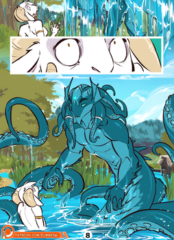PG 8 - Gift from the Water God by Zummeng