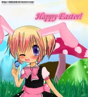 Happy Easter by Abhie008