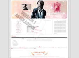 Layout -1- by Min-Jung