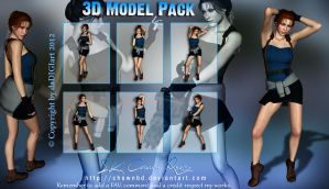 3D Model Pack by SK-DIGIART