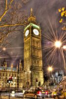 London Colors - HDR by Ageel