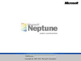 Microsoft Neptune Logo by DOS-Commander