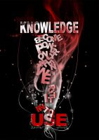 the power of knowledge by CHIN2OFF