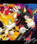 Shadow and Tails Team uppy  3 by KarmaKode - Sonic Severler ��in * 1