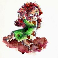 Muddy Merida by bitter-knitter