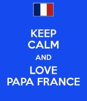 Keep Calm and Francois Bonnefoy by xXPapa-KatoXx