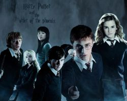 Harry Potter OOTP poster by liezgirl