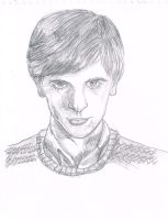 Norman Bates. by grelltheripper