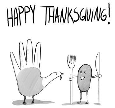 Happy Thanksgiving by angrystar