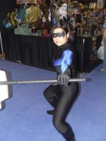 Female Nightwing by pikaman206