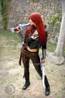 Katarina cosplay6 - Dragonstrace by DragonsTrace