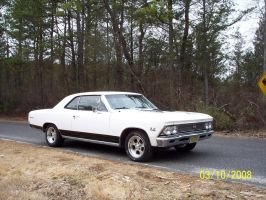 68 Chevy Chevelle SS stock2 by Stock-Tenchigirl15