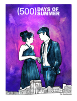 500 Days of Summer by Fluorescentteddy