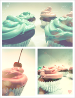 Cupcakes. by Smile-Emo-Kid