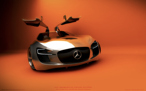 DonManolino Mercedes concept by wizzoo7