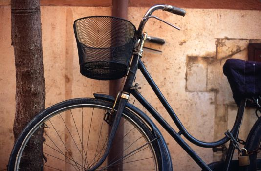 Bicycle by ziobill