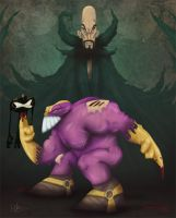 The Maxx vs. An Isz by whysoawesome