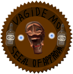 Vagidemo SEEal of approval by Demogina