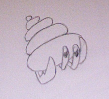 Hermit Crab for BtFc by poyoa