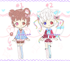 [ADOPTS] Set Price Batch #1 - CLOSED by rainyue