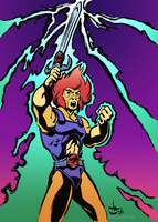 Lion-O by Abt-Nihil