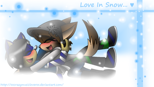 |.:{ Love In Snow... }:.| by xXCrazyMusicLoverXx