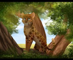 In The Trees by AkiiraLee