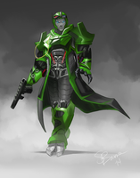 Crosshairs by Arsevere