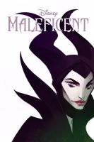 Maleficent: Unused Cover by nicholaskole