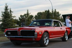The Progressional Cougar by KyleAndTheClassics