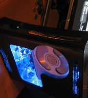 Watercooled XBOX 360 by editioniii