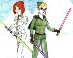 GPotOR: Jedi Lovers by Zoe-the-Pink-Ranger