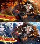 Dota2 Falling Leaf Blade Dance by biggreenpepper