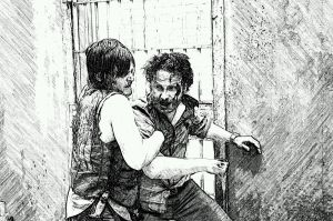 RICKYL (FIGHT) by Giannitoarlie