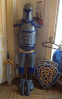 Stormwind Guard Cosplay Full by philippe1661