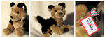 Douglas Small Floppy Dogs - Saba German Shepherd by The-Toy-Chest