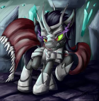 KingSombra by rule1of1coldfire
