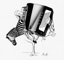 Fisarmonica - Accordion by aquadrop