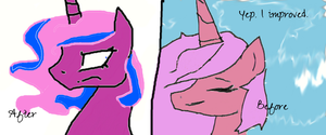 Yep, I improved. by Maiko-of-Harmony