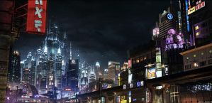 Thekno City by JJasso