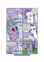 A Change of Heart: P4 by Burning-Heart-Brony