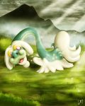 Drampa Pokemon by Wolfen-C