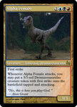 JP MTG- Alpha Female by LordSethD