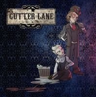 come to gutter lane by enolianslave