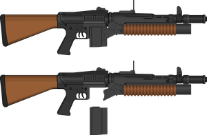 AR-10MS by NeoMetalSonic360