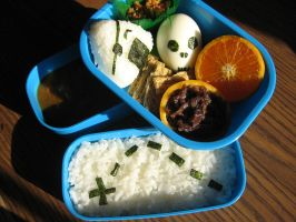 Pirate Bento - Again by sake-bento