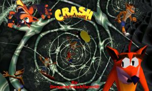Crash Bandicoot Madness by dragoncrashhero12